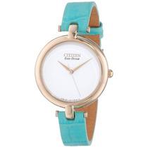 Reloj Citizen Azul Femenino