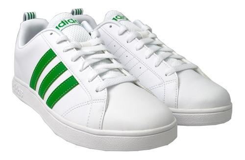 adidas con rayas verdes