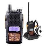 Promoción! Radio Baofeng Uv-6r Uhf Vhf Uv6r Contra Agua
