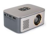 Proyector Lcd Led Sd40 De 1080p 500 Lúmenes, Res. 1000:1