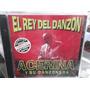 Acerina Y Su Danzonera El Rey Del Danzon Cd Nuevo Sellado
