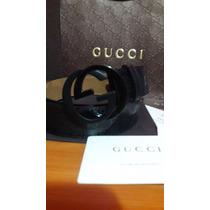 Cinturon Gucci Original Con Caja Certificado Envio Gratis