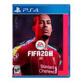 Fifa 20 Ps4 Champions Edition  (en D3 Gamers)