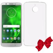 Celular Motorola Moto G6 3gb 32gb 4g Lte Desbloqueado Plata