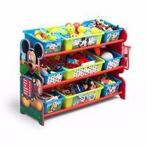 Organizador Infantil Deluxe Mickey Mouse