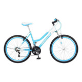 Bicicleta Benotto Mtb Madeira R26 21v Mujer Susp. Delantera