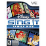Disney Sing It: Hits De La Familia - Nintendo Wii
