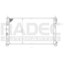 Radiador Dodge Avenger 2008-2009-2010 L4 V6 2.4/3.5 Lts Auto