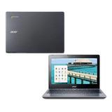 Laptop Acer C720-2103 Chromebook Intel Celeron 2gb/16gb Ssd