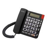 Teléfono Fijo Select Sound 8216 Negro