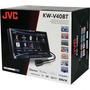 Estereo Jvc Kw V40bt Bluetooth Touch Pandora Usb Sirius Xm