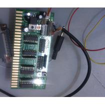 Pulsador Interfaz Multijuegos Multiconsola Jamma Maquinitas