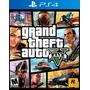 °° Grand Theft Auto V Gta 5 Para Ps4 °° En Bnkshop