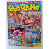 Revista Big Bang 7 Aleks Syntek Heroe Musical Fn4