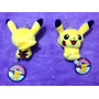 Peluche Pokemon Center Pikachu Llavero 8 Cm Keychain
