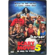Scary Movie 5, El Mal Ya Viene En Formato Dvd