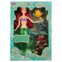 Set Princesa Ariel Canta Disney Store