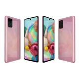 Celular Samsung A71 128gb 8gb Ram Libre Rosa