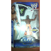 Wwe Figura Élite Kofi Kingston Mattel