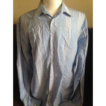Padrisima Camisa De Vestir Marca Americana T.xxl.