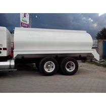 Tanques Para Pipas De Agua Diferentes Capacidades