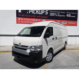 Toyota Hiace 2.7 Panel Super Larga Mt 2017