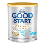 Fórmula Para Lactantes En Polvo Nestlé Good Start Optipro Supreme 1 En Lata De 800g