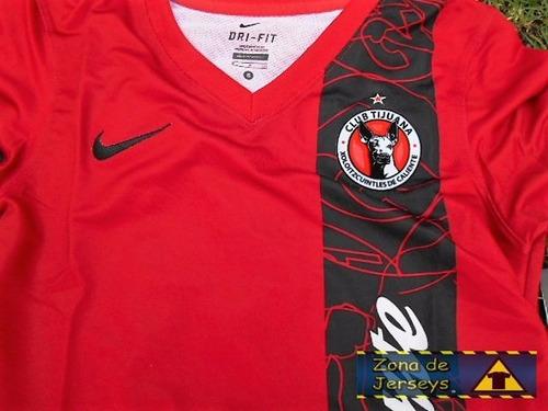 Jersey Club Tijuana Xolos Nike De Dama Blusa Mujer Local ¡¡. Precio    350  Ver en MercadoLibre 010d98ccce600