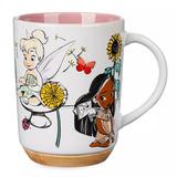 Disney Store Taza Princesas Animators Floral 2020