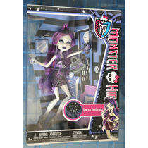 Spectra Vondergeist Con Accesorios Monster High