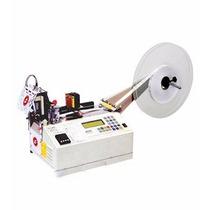 Máquina Industrial Cortadora De Etiquetas,velcro, Plástico