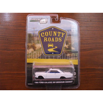 Greenlight County Roads Serie 9 1965 Ford Galaxie 500 Police