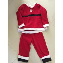 Conjunto Santa Claus Talla 2