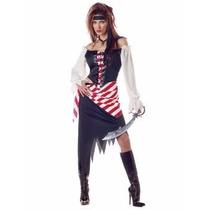 Disfraz De Una Bella Pirata01291