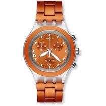 Reloj Swatch Svck4051ag Naranja