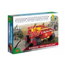 Todoterreno Tipo Meccano Ranger Red Dragon Marca Alexander