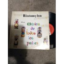 Lp Musica De Todos Los Paises