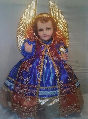 Vestidos Grandes Niño Dios Arcángeles 2019 Calidad Yocatl En