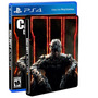 Call Of Duty Black Ops Iii 3 Ps4 Steelbok Edición Limitada