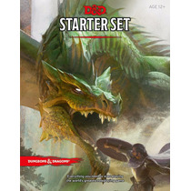 Dungeons And Dragons Starter Set 5ta Edicion