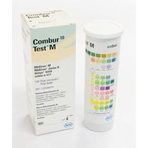 Comburt Test 10 M Tiras Para Orina