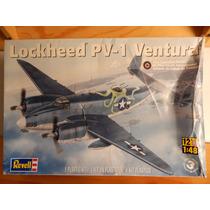 Avion Lockheed Pv-1 Ventura Escala 1/48.