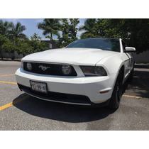 Ford Mustang 2p Glass Roof Q/c Piel 2012 Impecable ! Nuevo!
