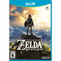 The Legend Of Zelda Breath Of The Wild Nintendo Wii U Nuevo