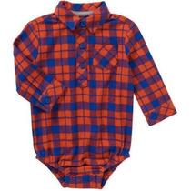 Pañalero Camisa Para Bebe Talla 6-9 Meses Envio Gratis