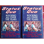 Status Quo Rocking All Over The Years 2 Cassettes Españoles