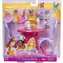 Establecer Disney Princess Royal Comedor