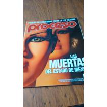 Proceso - Las Muertas Del Estado De México #1956