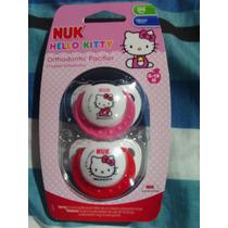 Nuk Hello Kitty Orthodontic Pacifier 6-18m