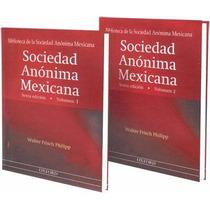 Sociedad Anonima Mexicana Oxford Walter Frisch Philipp
